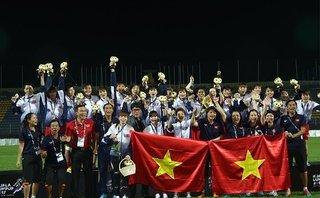 Thể thao - VFF nói gì về vụ nữ cầu thủ có bầu vẫn tham gia Sea Games?