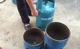 Kinh doanh - Giật mình thông tin hàng triệu vỏ gas giả trôi nổi trên thị trường