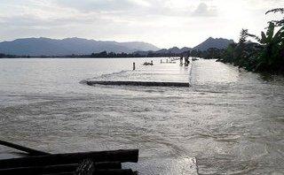 Điểm nóng - Bộ NN&PTNT lý giải sự cố đê điều: Nước lũ vượt 'tiêu chuẩn thiết kế' của đê