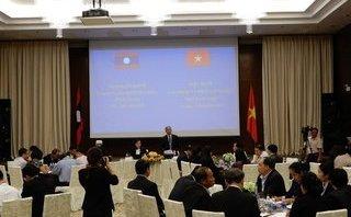 Chính trị - Xã hội - Việt - Lào tăng cường hợp tác chào mừng 55 năm quan hệ ngoại giao