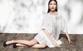 Giải trí - Lan Khuê: Mong dư luận bớt định kiến về nghề người mẫu