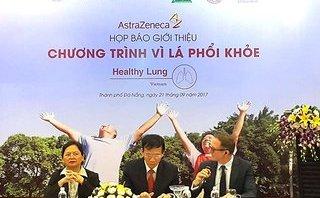Chính trị - Xã hội - Tài trợ 1 triệu USD chữa bệnh hen và phổi