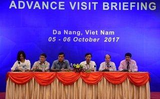 Chính trị - Xã hội - Đà Nẵng: Tiền trạm chuẩn bị cho Tuần lễ Cấp cao APEC 2017