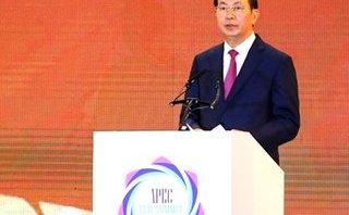 Xã hội - Chủ tịch nước: APEC có thể vươn cao và xa hơn nữa