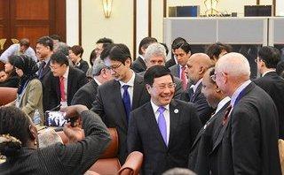 Xã hội - Khai mạc Hội nghị liên Bộ trưởng Ngoại giao – Kinh tế APEC