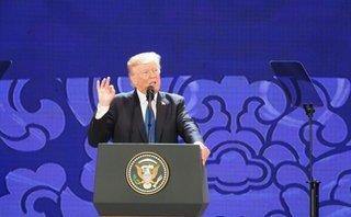 Tiêu điểm - Điểm sáng trong bài phát biểu của TT Trump tại CEO APEC