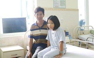 Các bệnh - May mắn của bé gái bị bệnh tim hiếm gặp