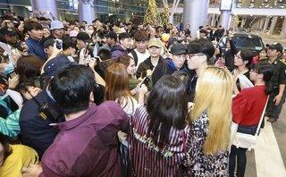 """Sự kiện - Sân bay Đà Nẵng """"vỡ trận"""" vì sao Hàn đổ bộ"""