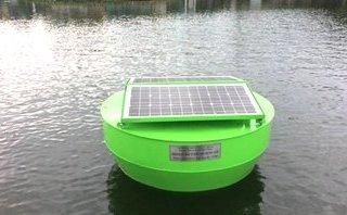 """Cuộc sống xanh - Trạm quan trắc môi trường nước """"made in Da Nang"""""""
