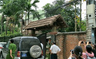 Tin nhanh - Công an đang khám nhà nguyên Chủ tịch UBND TP.Đà Nẵng Trần Văn Minh