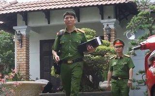 An ninh - Hình sự - Bộ Công an thu giữ nhiều tài liệu tại nhà ông Trần Văn Minh