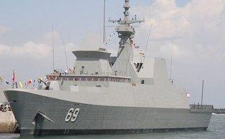 Tin nhanh - Tàu Hải quân hiện đại của Singapore sẽ đến thăm Việt Nam
