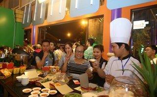 Văn hoá - Độc đáo khu ẩm thực với sức chứa tới 5.000 người  tại Lễ hội pháo hoa quốc tế Đà Nẵng