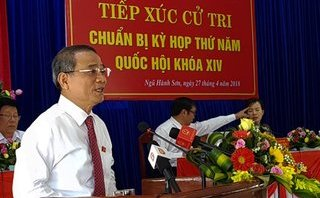 Chính trị - Bí thư Đà Nẵng: Tin tưởng những sai lầm của thành phố sẽ được sửa chữa