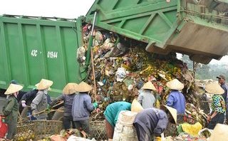 Môi trường - Đà Nẵng: Loay hoay với bãi rác ô nhiễm lớn nhất thành phố