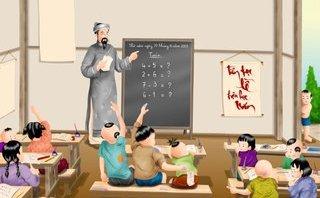 Bạn đọc viết - Nhớ người thầy truyền lửa năm xưa!