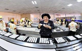 Đầu tư - VinaCapital 'rót' 700 tỷ vào công ty của 'nữ hoàng hột vịt'