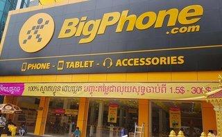 Tài chính - Ngân hàng - 'Tiến quân' vào Campuchia, Thế giới Di động thu về bao nhiêu?