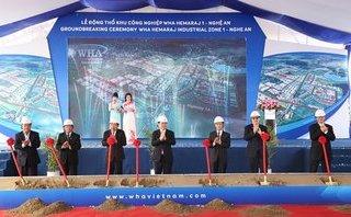 Doanh nghiệp Thái Lan đầu tư dự án tỷ USD tại Nghệ An