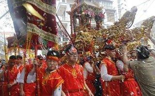 Văn hoá - Độc đáo lễ hội đền Kỳ Cùng - Tả Phủ ở Lạng Sơn