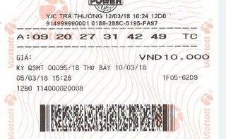 Tiêu dùng & Dư luận - Một người ở Cần Thơ mang vé số đến nhận 70 tỷ đồng
