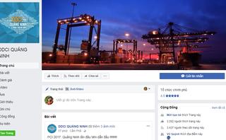 """Nhờ Facebook, Quảng Ninh """"vượt mặt"""" Đà Nẵng trong bảng xếp hạng cạnh tranh"""