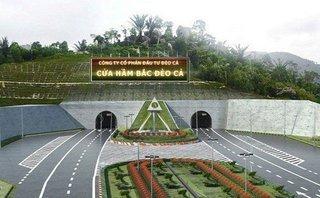 Đầu tư - Chính phủ thu hồi gần 1.200 tỷ vốn của dự án hầm Đèo Cả