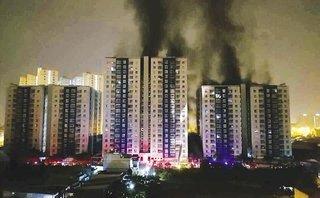 Tài chính - Ngân hàng - Sau vụ cháy chung cư Carina, công ty 577 tự tin đặt kế hoạch lãi gấp ba
