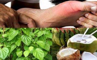 Sức khỏe - Chữa gút từ trầu không, nước dừa