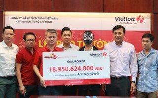 Tiêu dùng & Dư luận - Tài xế Grab bất ngờ trúng Vietlott 19 tỷ đồng