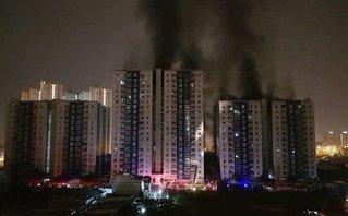 Cháy chung cư Carina: Công ty 577 chi 60 tỷ đền bù, vẫn đổ lỗi cho đối tác