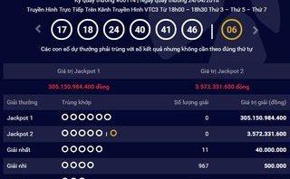 Tiêu dùng & Dư luận - Kết quả Vietlott 24/4: Jackpot hồi phục sau 3 lần 'nổ' liên tiếp