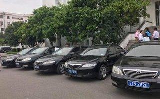 Đầu tư - Mua xe công tốn hơn 1.000 tỷ đồng năm 2017