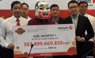 Chủ nhân jackpot Vietlott 303 tỷ đồng hỗ trợ tiền cho các hiệp sĩ đường phố