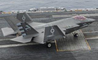 Quân sự - Tên lửa diệt hạm Nga, Trung sẽ biến tiêm kích tàng hình F-35C của Mỹ thành 'đống sắt vụn'?