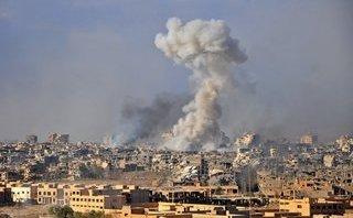 Quân sự - Iraq bất ngờ không kích phá hủy sở chỉ huy của tổ chức IS ở Syria
