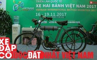 Xe++ - Tận mục xe đạp máy cổ Alcyon ngang giá Kia Morning tại Việt Nam