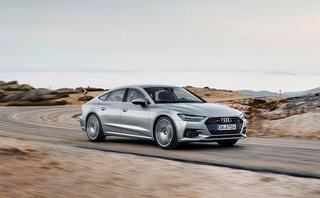 Thị trường xe - Chiêm ngưỡng Audi A7 Sportback 2019 - Đối thủ BMW 6 Series Gran Coupe