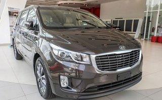 Thị trường xe - Xe gia đình Kia Grand Sedona 2018 bản nâng cấp có gì?