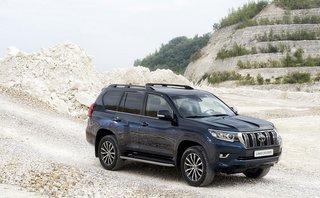 Thị trường xe - Toyota Land Cruiser 2018 chốt giá từ 45.000 USD tại Anh