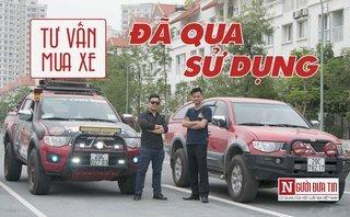 Xe++ - [VIDEO] Người dùng chia sẻ kinh nghiệm mua xe bán tải cũ tại Việt Nam