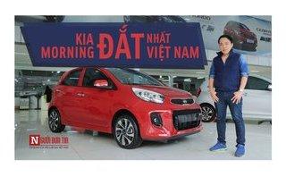 Video xe - [VIDEO] Trải nghiệm Kia Morning S - Phiên bản đắt nhất 'hét' giá gần 400 triệu