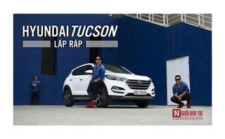 Video xe - [VIDEO] Đánh giá Hyundai Tucson - Đối thủ Honda CR-V, Mazda CX-5 tại Việt Nam