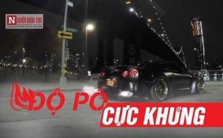 Sau vô lăng - [VIDEO] Đã mắt với những màn nẹt pô 'khạc ra lửa' của xe hơi