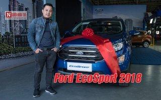 Video xe - [VIDE0] Đánh giá nhanh Ford EcoSport 2018 vừa ra mắt