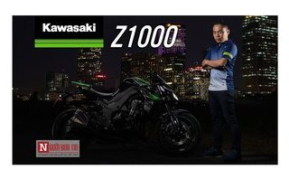 Video xe - Chia sẻ của chủ nhân Kawasaki Z1000 đắt ngang giá ô tô