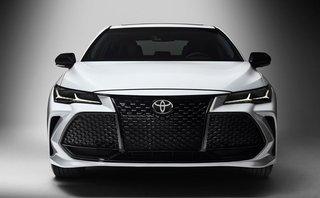 """Toyota Avalon 2019 - """"Chất"""" hơn Camry, sang như Lexus"""