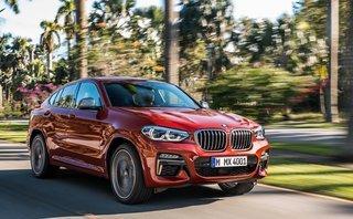 Thị trường xe - BMW X4 2019: Cuộc lột xác toàn diện
