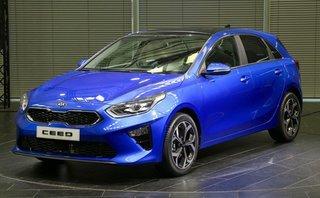 Thị trường xe - Kia Ceed 2018 - 'Món mới' của người Hàn hay chiếc Cerato hatchback?