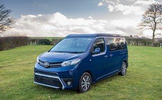 Thị trường xe - Nhà di động Toyota Proace Lerina khiến dân phượt mê mẩn